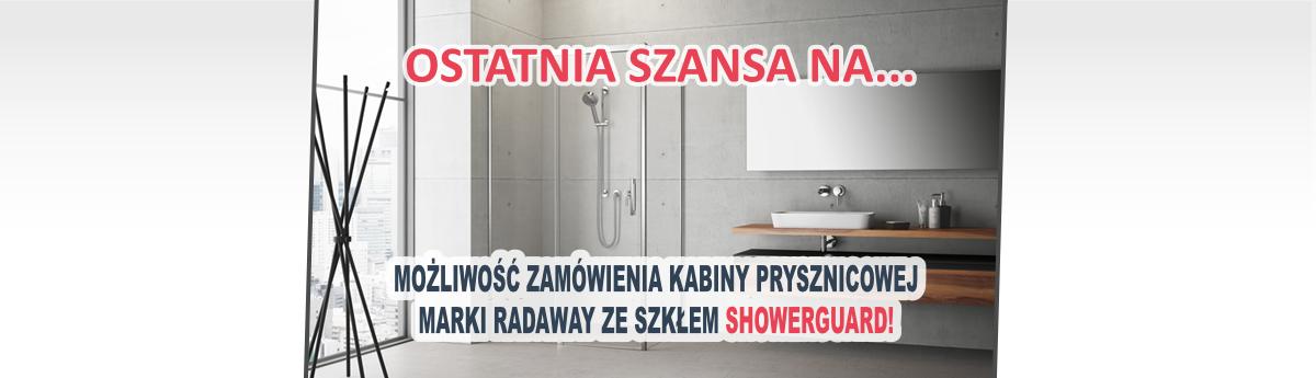 ShowerGuard ostatnia szansa